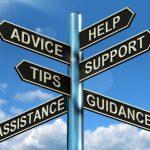 Careers Advice Sign